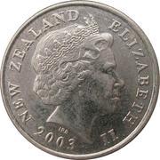 5 cents - Elisabeth II (4e effigie) – avers