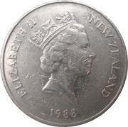 20 cents - Elisabeth II (3e effigie) -  avers