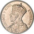 1 florin - George V – avers