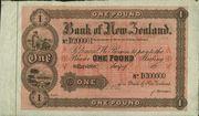 1 Pound (Bank of New Zealand) – avers
