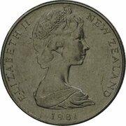 5 cents (Hybride avec Canada KM#77) – avers