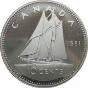 5 cents (Hybride avec Canada KM#77) – revers
