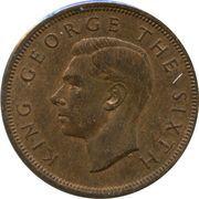 1 penny - George VI – avers