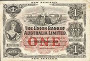 1 Pound (Union Bank of Australia Limited) – avers