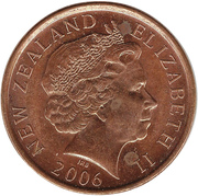 10 cents - Elizabeth II (4e effigie) -  avers
