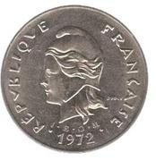 50 francs (IEOM) – avers