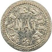 6 denarius - Île d'Epi - Valesdir – avers