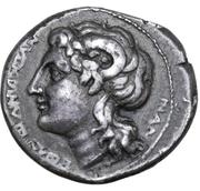 Didrachm (Nuceria Alfaterna) – avers