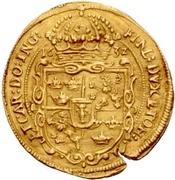 1 Ducat - Gustav Adolf II. – revers