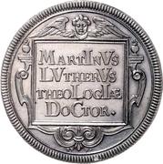 ½ Thaler (Reformation) – revers
