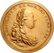 10 Ducat (Imperial coronation) – revers