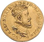 1 Goldgulden (Emperor's visit) – revers