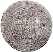 3 Reichsguldiner – avers