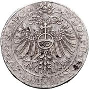 3 Reichsguldiner – revers