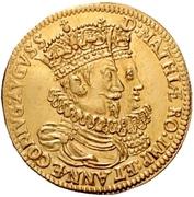 1 Goldgulden (Imperial visit) – revers
