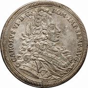 1 Thaler - Karl VI – revers