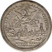1 Thaler - Karl VI – avers