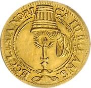 1 Goldgulden (Reformation) – avers