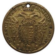 Jeton (Commemorating 1 Nurnberg thaler 1763) – revers