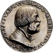 Medal - Death of Albrecht Dürer (Nürnberg) – avers