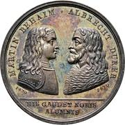 Prize medal for excellence in arts (Nürnberg) – avers