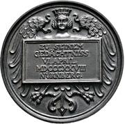 Medal - Albrecht Dürer (Nürnberg; 300 years of death) – revers
