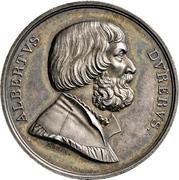 Medal - Albrecht Dürer (300 years of death) – avers