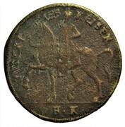 Rechenpfennig - Turkish Sultan, Constantinople – avers