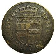 Rechenpfennig - Turkish Sultan, Constantinople – revers