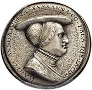 Medal - Albrecht Dürer and Dorothea Susanne von der Pfalz (Nürnberg) – revers