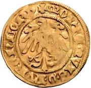1 Goldgulden - Sigismund von Luxemburg – avers