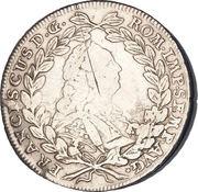 20 kreuzer François I de Lorraine – revers