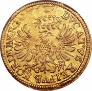 1 ducat paix de Westphalie – avers