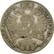 20 Kreuzer - Joseph II – revers