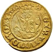 1 Goldgulden - Sigismund – avers