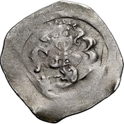 1 Pfennig - Friedrich V. (Langenzenn) – avers