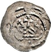 1 Dünnpfennig - Konrad III. – revers