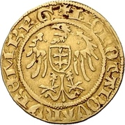 1 Goldgulden - Sigismund – revers