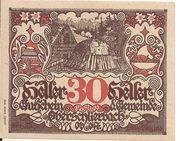 30 Heller (Oberschlierbach) -  avers