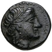 Bronze Æ13 (Odessos) – avers