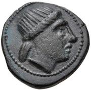 Bronze Æ15 (Odessos) – avers