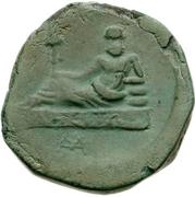 Bronze Æ17 (Odessos) – revers
