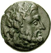 Bronze Æ21 (Odessos) – avers