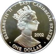 1 Dollar Elizabeth II (Henry III 1216-1266) – avers