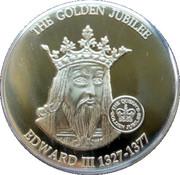 1 Dollar Elizabeth II (Edward III 1327-1377) – revers