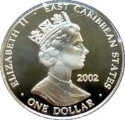 1 Dollar Elizabeth II (King George III 1760-1810) – avers
