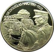 2 Dollars - Elizabeth II (Sir Douglas Haig) – revers