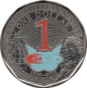 1 Dollar -  revers