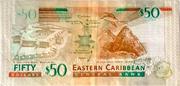 50 Dollars Série 7 – revers