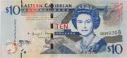 10 Dollars Série 7 – avers